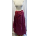 Monsoon Silk Maxi Skirt Red Size: 12