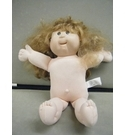 Cabbage patch doll with XR signature