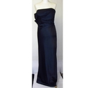 Dessy Collection Midnight Braidsmaide Dress Blue Size: 10