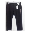 M&S Collection BNWT Straight Leg Jeans Black Size: 40""
