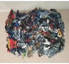 Bionicles - 1.2kg Approx - Job Lot of Pieces