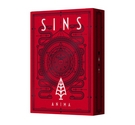Thirdway Industries SINS Anima Playing Cards - No. 0618