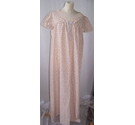 St Michael Night dress VINTAGE Pink Size: 12