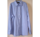 M&S Shirt Blue/White Size: One size: regular