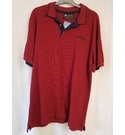 Mountain Warehouse Short Sleeve Polo Shirt Red Size: M