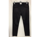 Betty Barclay leather look jeans black Size: 40""