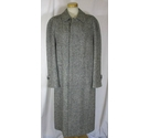 Dunn Co Vintage 38R Gamekeeper Coat Grey Mix Size: L