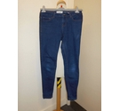 new look petite skinny straight leg blue Size: 38""