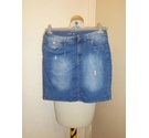 Yessica short length denim skirt blue Size: L