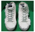 Golden Goose skateboard shoes white Size: 4
