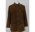 Burberry Corduroy Jacket Olive Green Size: XL