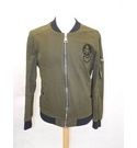 ERS BOMBER JACKET MILL HILL SHOP GREEN Size: XL