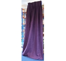 Extra Large Lined Plum Curtains