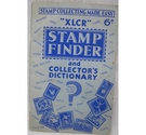 Stamp Finder and Collector's Dictionary