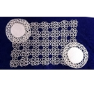 Mixed set of Vintage Dressing Table Mats