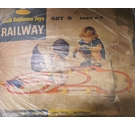 Playcraft Child Guidance Toys Railway, Set 5, Vintage