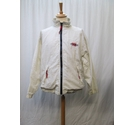 Thomas Burberry Casual Jacket White Size: L