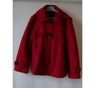 Next duffle coat Red Size: 7 - 8 Years