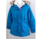 Lands End Jacket Expedition Parka Teal Size: 12 - 13 Years