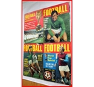 Football Monthly mags 1969/70