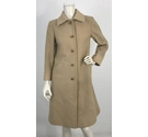 Bonger Full Length Smart Coat Camel Size: L