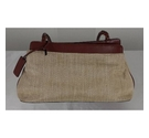 Tula Hand bag Two Tone Brown Size: Not specified