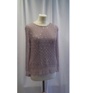 Jacques Vert Layered top Pink Size: M
