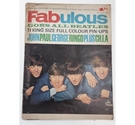 Vintage Fabulous magazine Feb 1964 featuring The Beatles