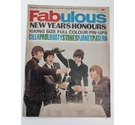 Vintage Fabulous magazine 2 January 1964 featuring Beatles front cover