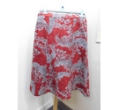 M&S Skirt Red Size: 14