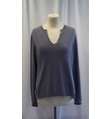 Poetry Jumper Grey Size: 12
