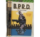 B.P.R.D. series (a set of four titles) by Mike Mignola