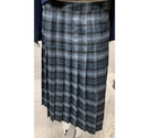 Honor Millburn pleated skirt blue Size: 14