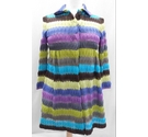 Anthracite by Muse Long Cardigan Multicoloured Size: XS