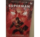 Superman Action Comics Volume one Invisible mafia Brand New