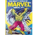 The Mighty World of Marvel Annual 1977 By Lee Stan Thomas Roy Wein Len Gerber Steve