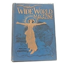 The Wide World magazine Vol XLIX April to September 1922