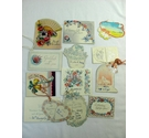 Assortment of Vintage Wedding Gift Cards