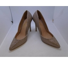 Dune Stiletto Shoes Golden Size: 6