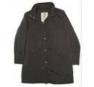 Four Seasons Quilted Waterproof Jacket Black Size: M