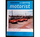 Autocourse And Sporting Motorist May 1958