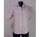 Levis Short Sleeved Shirt Multi Size: S