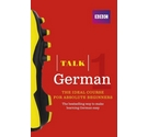 Talk German course book and two audio cds