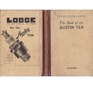 The Book of the Austin Ten - Pitman's Motorist's Library