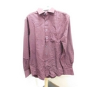 M&S Long sleeved shirt Red Size: M