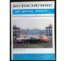 Autocourse And Sporting Motorist March 1959