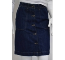 Next Skirt Denim Size: 6