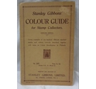Stanley Gibbons' Colour Guide for Stamp Collectors. Improved Edition. No. 2077