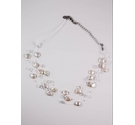 M&S Freshwater Pearl Multi-Strand Necklace