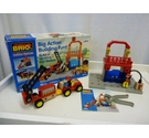 Brio Builder System Fire station.